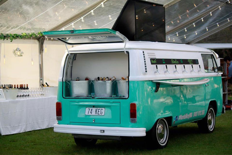 Kombi Keg Byron Bay Sporting Events