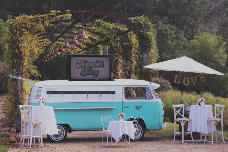 Kombi Keg Byron Bay Weddings